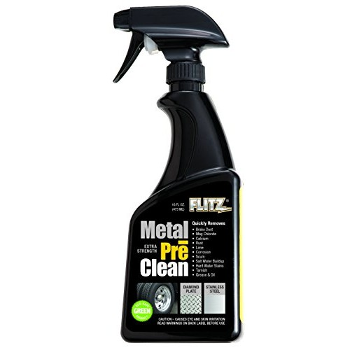 Wholesale Flitz AL 01706-3A Metal PreClean 16oz, 6-Pack