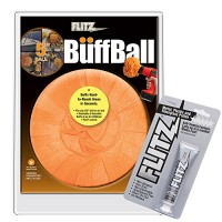 Flitz Pb101-50 Lrg,Orng 5 W/Free 1.76oz Tube