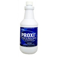 Proxi Spray & Walk Away- Stain Remover-12 Quart Case- New label Wee care stain Remover