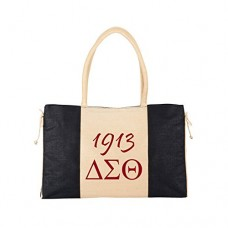 Delta Sigma Theta Sorority Tote Bag