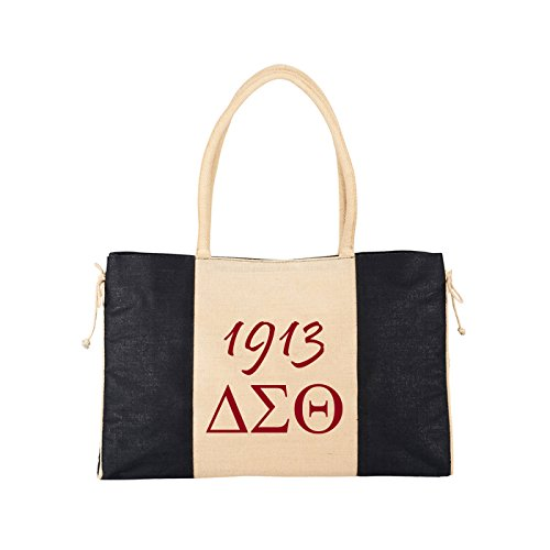 Wholesale case (10) Delta Sigma Theta Sorority Tote Bag