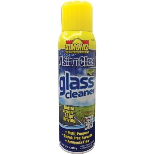 Wholesale Case (12pk) Simoniz Vision Clear 19oz Cans